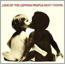 Nicky Thomas - Love Of The Common People NEW CD
