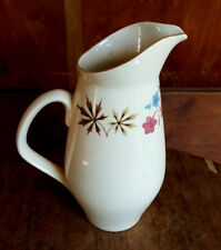 12e2474e159 New ListingVtg Franciscan Pottery GMB Larkspur Pitcher 8.25in T California  USA