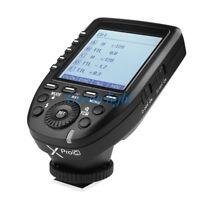 Newest Godox XPro-C 2.4G E-TTL Wireless Flash Trigger For Canon EOS Cameras