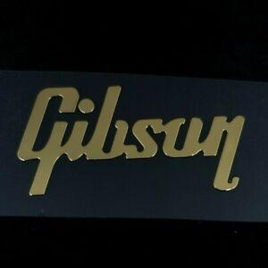 Gibson guitar sticker headstock neck decal PREMIUM QUALITY #18