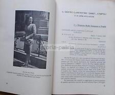 POLITICA_MILITARIA_ANTIFASCISMO_PARTIGIANI_CLANDESTINI_CAMPO CONCENTRAMENTO_1949