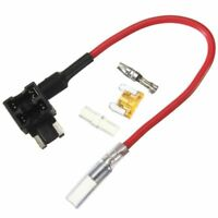 2X(Stromabgreifer Stromdieb Micro Steck Sicherung Verteiler Halter ATM KFZ fu 2X