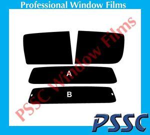 PSSC Rear Car Window Tint 05-11 TOYOTA HILUX Dual Cab