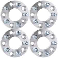 "4Pcs 1"" 5x4.75 to 5x4.5 Wheel Spacers Adapter 12x1.5 for 00 01 Chevy S10 Blazer"