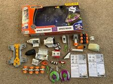 Matchbox Mega Rig Space Mission & Space Rover + Bonus UFO W/ BOX