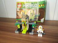 LEGO Ninjago Playthème-9440-Jeu de Construction - Le Tombeau des Venomari notice