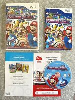 FORTUNE STREET Nintendo Wii MINT DISC! Complete w/ Manual TESTED VG+ Square Enix