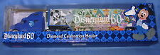 Disneyland Diamond Celebration 60th Anniversary Disney Hauler Truck Die Cast MIB