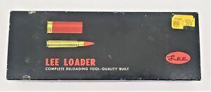 """Lee Loader Deluxe Reloading Tool Kit 20 Ga. 2-3/4"""""""