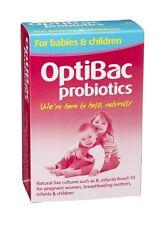 OptiBac Probiotics For Babies and Children - 30 Sachets