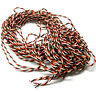 C1304-1 RC Futaba Extension Lead Wire Twisted 2m 200cm 26AWG 2 Meter