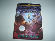 The Heroes of Olympus B & N Special Edition The Blood of Olympus Book 5 New 2014