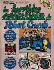 ACTUEL N° 47 BIS HORS SÉRIE + EO : LES HORRIBLES OBSESSIONS DE ROBERT CRUMB