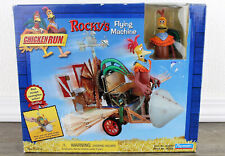 Chicken Run Rocky's Flying Machine 2000 Playmates New Dreamworks Playmates