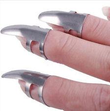 3Pcs Pick Guitar Slide New Banjo Stainless Steel Ukulele Finger