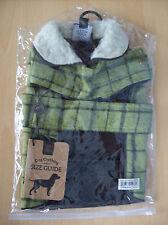 Cappotto Designer Giacca di tweed per cani in Verde Taglia Small lunghezza posteriore 12 in (ca. 30.48 cm) Nuovo + Etichette