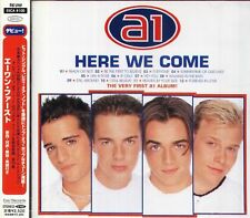 a1 - HERE WE COME - Japan CD - NEW - 12Tracks 2000