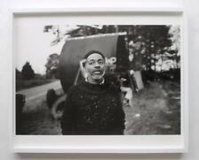 Ari Marcopoulos Silver Gelatin Photograph, African American Artist David Hammons