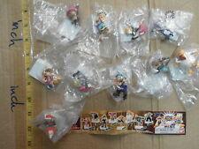 Bandai One piece grand battles part 5 petit mini figure gashapon x10 zoro luffy