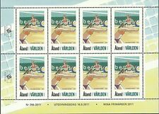 Aland 2010 - Personalized Stamps Sports Beach Volleyball  - Sc 321 MNH