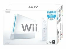 Nintendo Wii Sports Pack White Console Game Included 12 Sports Accessories