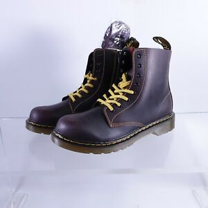 Size 6 Women's / 5Y Youth Dr. Martens 1460 Pascal Boots Oxblood Pablo 26038601