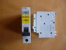 Square D C6 QOE 6 Amp Single MCB TYPE C Breaker 6Amp QO106EC10 Loadcentre