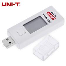 Uni-T UT658 USB LCD Digital Potencia Probador Medidor Actual Voltaje Monitor