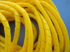 "1/2"" Orange Spiral Wrap, Cable/Wire-Wrap-Tube Harness - Full 25 Foot Roll"