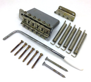 Aged Synchronized Tremolo Set Vintage Inch Steelblock From MONTREUX Fit STRAT