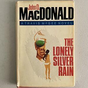 The Lonely Silver Rain A Travis McGee Novel By John D MacDonald 1985 Book Club