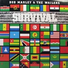 BOB MARLEY & THE WAILERS Survival LP    SirH70
