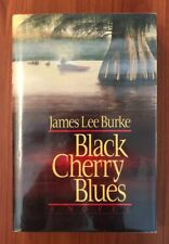 New listing Black Cherry Blues by James Lee Burke, Hbdj First Edition Signed
