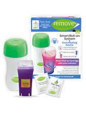 REMOVE™ Roll On Waxing Starter Set