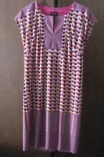 NWOT Women's Laundry Shelli Segal Dress XS jersey sleeveless