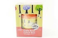 Skater Moomin Forest Hot-keeping Bento Lunch Box Bowl 540ml Japan 90317