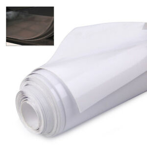 3M Anti-Scratch Clear Car Protection Film Sheet Decal Door Sill Edge Paint