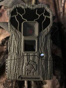 Stealth Cam QS Series 14MP Trail Game Camera STC-QS14WID V2