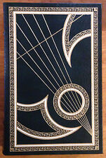 Robertson Davies Lyre of Orpheus SIGNED Franklin Library First Edition Leather
