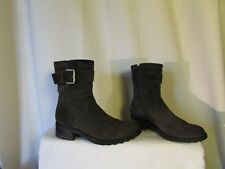 boots/boots Biker FREE LANCE suede grey size 41
