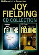 Joy Fielding CD Collection: Mad River Road, Heartstopper 2010 by Fie . EXLIBRARY