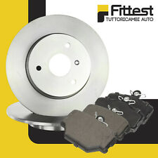 Kit Dischi Pastiglie Freni Smart 451 Anteriori 450 ForTwo Cabrio Coupè For Two