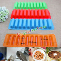 Moule Silicone Stick Baton 3D - Glacon Bac Chocolat Amande Sucre - Port 0€ - 603