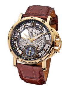 Theorema Casablanca GM101-3 Handmade german watch Brand new