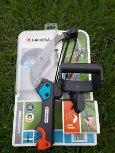 GARDENA combisystem Anvil Branch Pruner 297-20 loppers