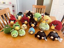 Angry Birds Plush Bundle