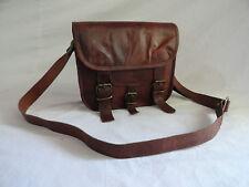 Women Lady Vintage Leather Shoulder Bag Tote Purse  Messenger Crossbody Satchel