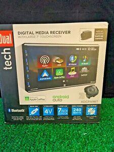 "Dual Tech Electronics XDCPA9BT Media Receiver with 7"" Touchscreen"