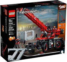 Lego Technic - 42082 - La grue tout-terrain - NEUF et Scellé  !!!!