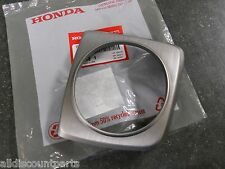 06 07 08 09 10 11 GENUINE HONDA CIVIC SHIFT LEVER SILVER TRIM PANEL ASSY NEW
